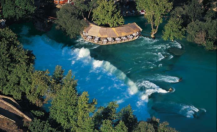 Türkiye'nin En Gözde Doğal Güzellikleri