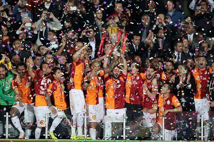 Türkiye Kupası Galatasaray'ın'!