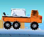 Buz Taşıma Kamyonu