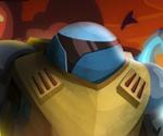 Süper Savaşçı Robot