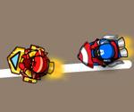 Süper Kahraman Yarışı